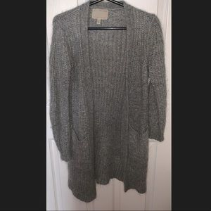 Banana Republic Mohair Cardigan